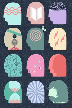 Brave New World by MARINA MUUN, via Behance
