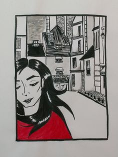 Promenade by monocore Polaroid Film, Art, Art Background, Kunst, Gcse Art