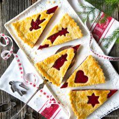 Herrasväen piirakka Waffles, Sweets, Bread, Baking, Breakfast, Ethnic Recipes, Desserts, Christmas, Food