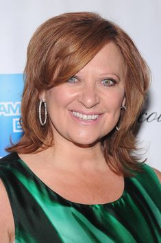 Caroline Manzo Medium Layered Cut - Caroline Manzo looked hip at the 2012 Couture Council with this layered 'do. Medium Layered, Layered Cuts, Layered Hair, Caroline Manzo, Mid Length Hair, Hairstyle Look, Celebrity Photos, Hair Lengths, New Hair