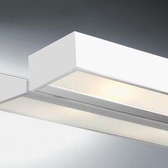 Decor Walther Box LED Spiegelaufsteckleuchte