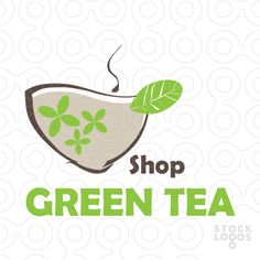 Logo: Green Tea