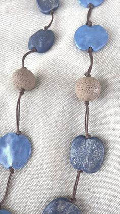 Fimo beads details