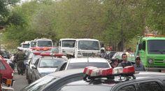 Operação das polícia civil e militar fiscaliza veículos de transporte irregular