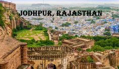 #Jodhpur is one of the most enchanting cities of #Rajasthan, with its mighty Mehrangarh fort overlooking the city. An #architectural masterpiece in itself, #MehrangarhFort is a magnificent fort and is among one of the largest forts in #Rajasthan. Call 91-9716553933  #BlueCity Blue City, Travel Companies, World's Most Beautiful, Vacation Trips, Vacation Travel, India Travel, Jodhpur, City Photo, Forts