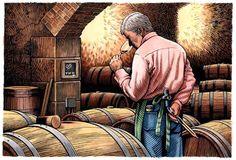 #Enólogo ou #Sommelier? Quem é o real especialista em #vinhos?