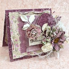 A blog of recipes, card making, paper crafting, scrapbooking, cooking, crafts, household tips, shabby chic cards, vintage and antique finds.