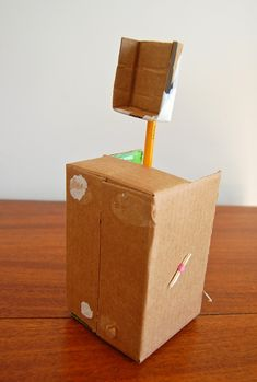 Have the kids design and build working models of catapults! Here are some ideas.