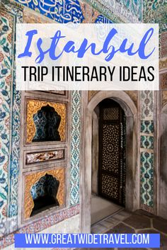 If you're looking for the perfect itinerary for three days in Istanbul, look no more! Read on for things to do, see and eat in this amazing city in Turkey!