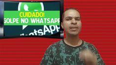 Mais novo golpe no whatsapp usa  CNH social