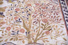 Heraclea Lyncestis mosaicology: mosaic floors