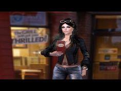 Virtual World ~ Monde-Virtuel.com | Tutoriel Premier Pas SL