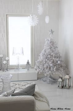 White Xmas - Home White Home -blog