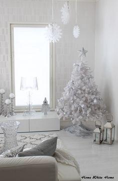 White Xmas - Home White Home -blog