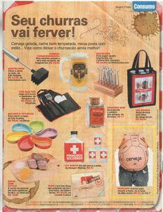 """O avental """"Pançudo"""", vendido pela Casa da Mãe Joana, do Elo7, foi publicado na Revista Viva! Mais."""
