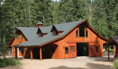 horse barn with apartment plans | the great western style barn kits horse barns and barn homes