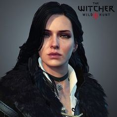 Yennefer face I did for The Witcher 3. Lowpoly hair was created by Bill Daly. Outfit was created by Grzegorz Chojnacki. I was also responsible together with Patryk Brzozowski for creating facial mimic pipeline for dialogs and cutscenes. Easy to transfer universal face topology and 96 bone, pose driven, face rig was used for all characters in the game.