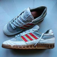 55553a67fe2560 Adidas Handball Team. Release: 1988. Женские Кроссовки, Кроссовки Адидас,  Винтажная Обувь