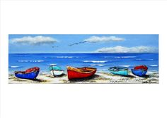 Art by Stella Bruwer Lighthouse Painting, Boat Painting, Sailboat Art, Seascape Paintings, Pastel Art, Beach Scenes, Beach Pictures, Canvas Art, Inspirational