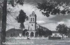 Fabrica la Virgen.  Cd. Hidalgo. Michoacan.