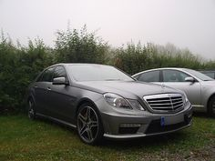 Mercedes E63 AMG new
