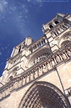 cathédrale notre dame - escapade à paris day 2