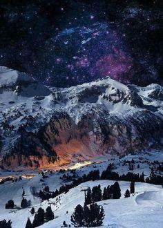 Noche en Austria