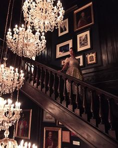 WEBSTA @ - The perfect spot to warm up for a night at the ballet. in Rome. Another dreamy honeymoon hotel for those of you looking for a luxurious spot to celebrate. Honeymoon Hotels, Palazzo, Chandelier, Italy, Ceiling Lights, Lighting, Luxury, Home Decor, Ballet