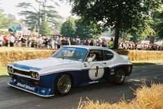 Ford Capri RS Cosworth (1974)