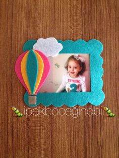 This Pin was discovered by İpe Craft Stick Crafts, Preschool Crafts, Felt Crafts, Diy And Crafts, Crafts For Kids, Paper Crafts, Felt Pictures, Foto Baby, Rainbow Crafts