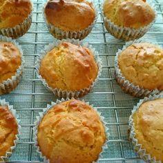 レシピ材料を混ぜるだけ!グルテンフリーのヘルシーお菓子「米粉と豆乳バナナマフィン」の作り方   Beauty Latte(ビューティーラテ)