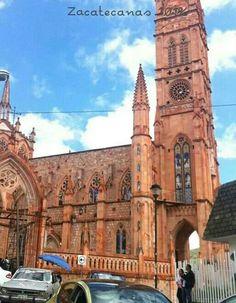 Iglesia De Fátima.  Zacatecas.      Tfb