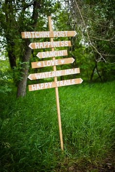 fun signs, Lesbian wedding, Angie Wilson Photography