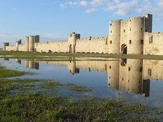 Aigues Morte, France- Launching site of medieval crusades  #JetsetterCurator