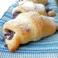 Chocolate Filled Crescents by lifetastesgood