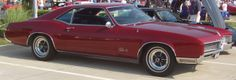 1966 Buick Riviera GS Maintenance/restoration of old/vintage vehicles: the material for new cogs/casters/gears/pads could be cast polyamide which I (Cast polyamide) can produce. My contact: tatjana.alic@windowslive.com