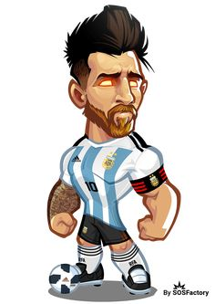 lionel messi caricature Discover a great training to improve your soccer skills. This helped me and also helped me coach others to be better soccer players Neymar, Cr7 Messi, Cristiano Ronaldo Juventus, Messi Soccer, Messi 10, Cr7 Juventus, Football Player Drawing, Football Players, Football Drawings