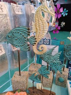 Diy And Crafts, Mixed Media, Projects To Try, Pottery, Colours, Table Decorations, Awesome, Home Decor, Pisces
