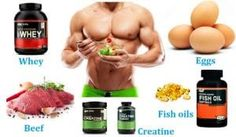 Discover Below The 5 Most Important Muscle Building Foods and Supplements. To get the fastest and biggest muscle gains it is vital you take advantage of some of the best foods and supplements there are out there. These will give