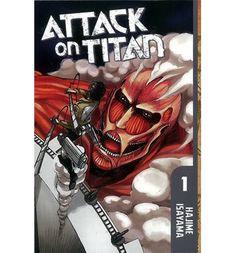 attack on titan book 1