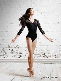 Freebily Damen Turnanzug Langarm Pailletten Gymnastikanzug Ballettanzug Tanzbody Fitness Overall Gymnastik Trikot Leotard
