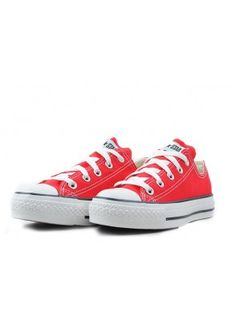 Buy cheap Converse shoes red Chuck Taylor All Star classic low with fast  delivery and free 7aff5ec0c