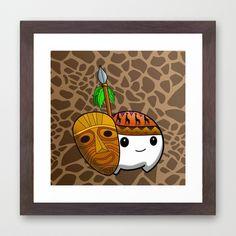 Wild Cumi Framed Art Print by goatgames Goat Games, Indie Games, Framed Art Prints, Goats, Africa, Goat