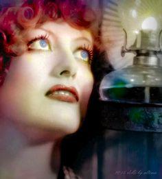 Joan Crawford - Rain