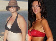 Rachel Hunter Fat