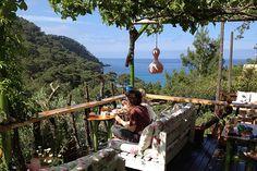 Local Hideaways: Turan Hill Lounge - Kabak Valley, Turkey www.localhideaways.com