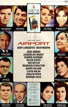 Airport (1970) Original One-Sheet Movie Poster