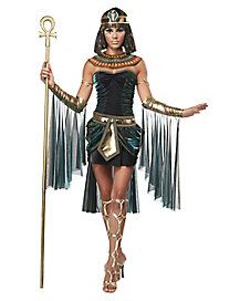 Find sexy Halloween costumes for women, men, and plus-size right here! Shop our selection for the best sexy Halloween costume ideas around! A revealing, sexy costume is sure to make your Halloween or cosplay event a memorable one. Egyptian Goddess Costume, Goddess Halloween Costume, Cleopatra Halloween, Egyptian Mythology, Costume Carnaval, Halloween Karneval, California Costumes, Halloween Disfraces, Adult Costumes