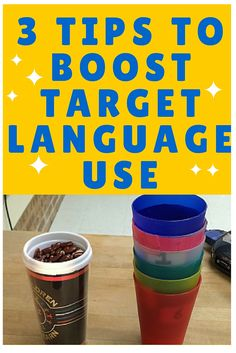 3 tools I use in my classroom to help both me and my students speak more Spanish!