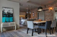 Comedor : Comedores de estilo industrial de MARIANGEL COGHLAN